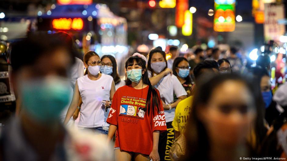 COVID-19: Kes di Thailand lepasi 500,000