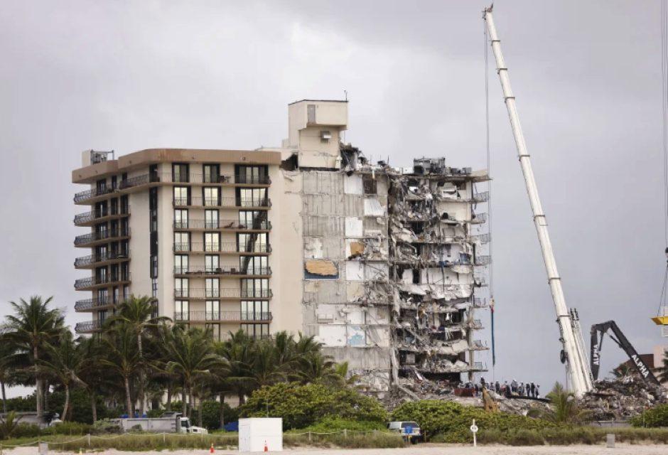Angka kematian kondominium runtuh meningkat kepada 18