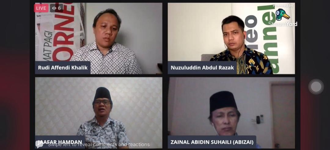 Akhbar Suara Sarawak menjadi ruang anjakan penulis Sarawak