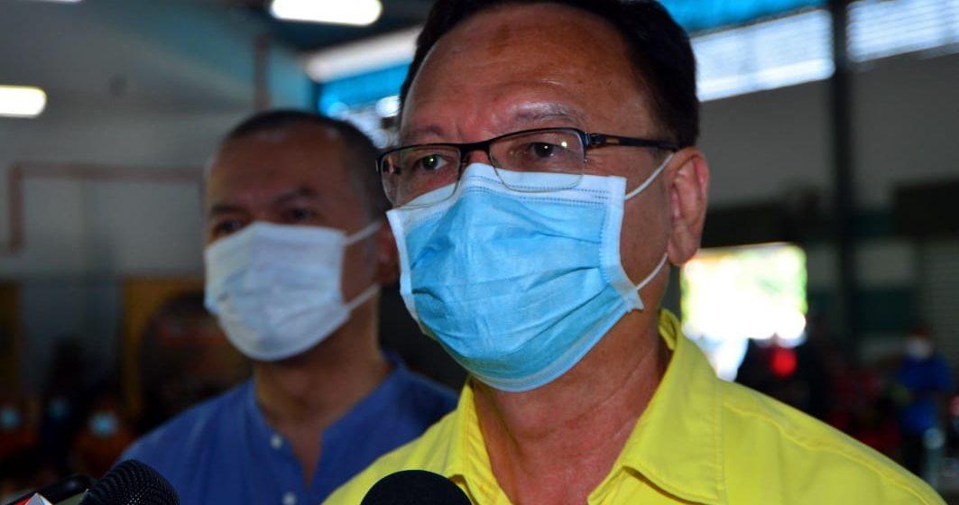 420 penduduk Batu Kitang terima vaksin Covid-19 dalam program vaksinasi bergerak