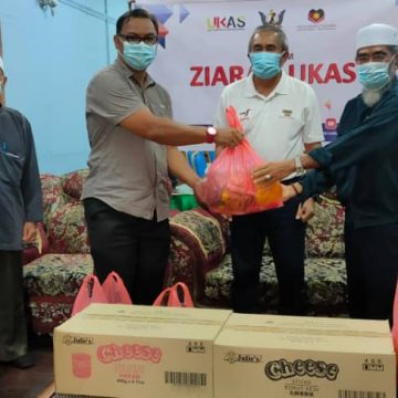 Ukas bantu golongan terjejas melalui Program Ziarah
