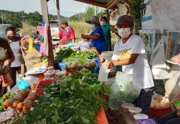 Palan bedaja di Jalai Alun Shin Yang udah dibuka baru