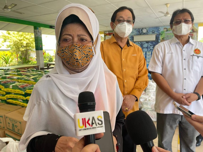 Bangga dengan sikap rakyat Sarawak saling membantu