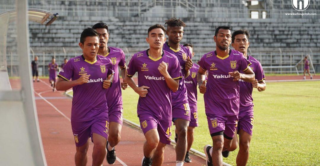 Kuching City mesti buktikan esok