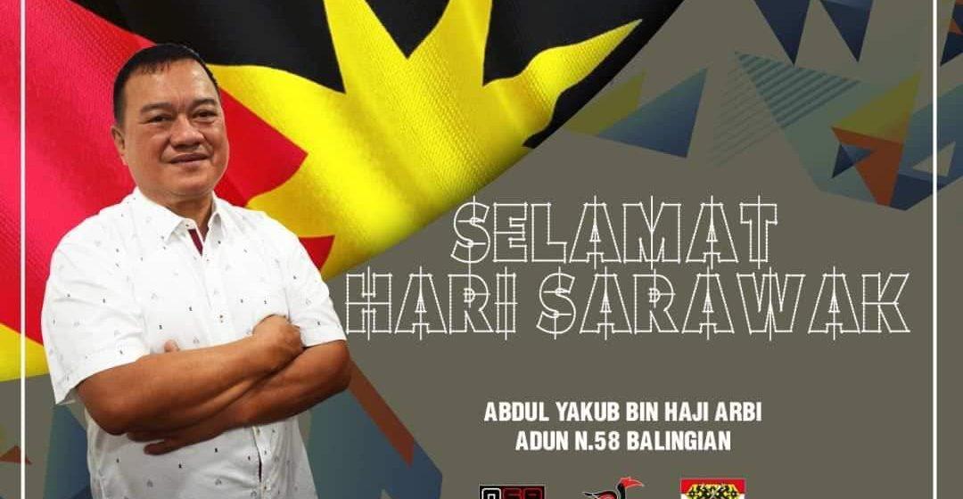 Belia Sarawak harus bangga dengan tarikh keramat 22 Julai