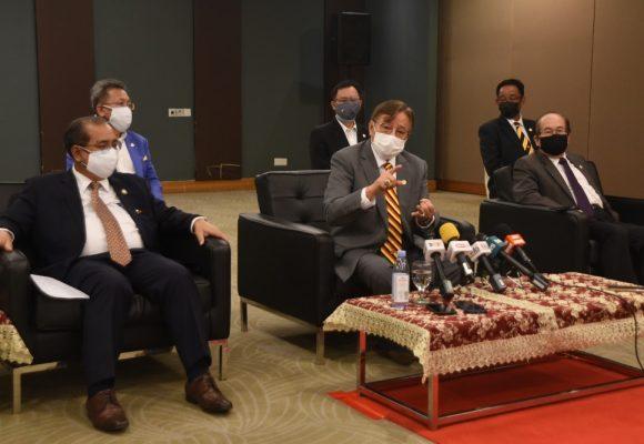Sepital Kalbar, Indonesia deka meli bekal oksigen ari Sarawak