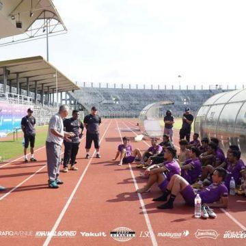 Enam pemain, pegawai Kuching City FC dijangkiti Covid-19