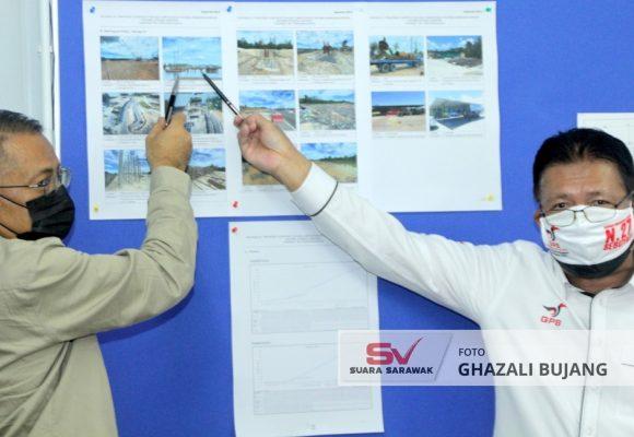 Jematan Batang Rambungan disadang tembu March 2023