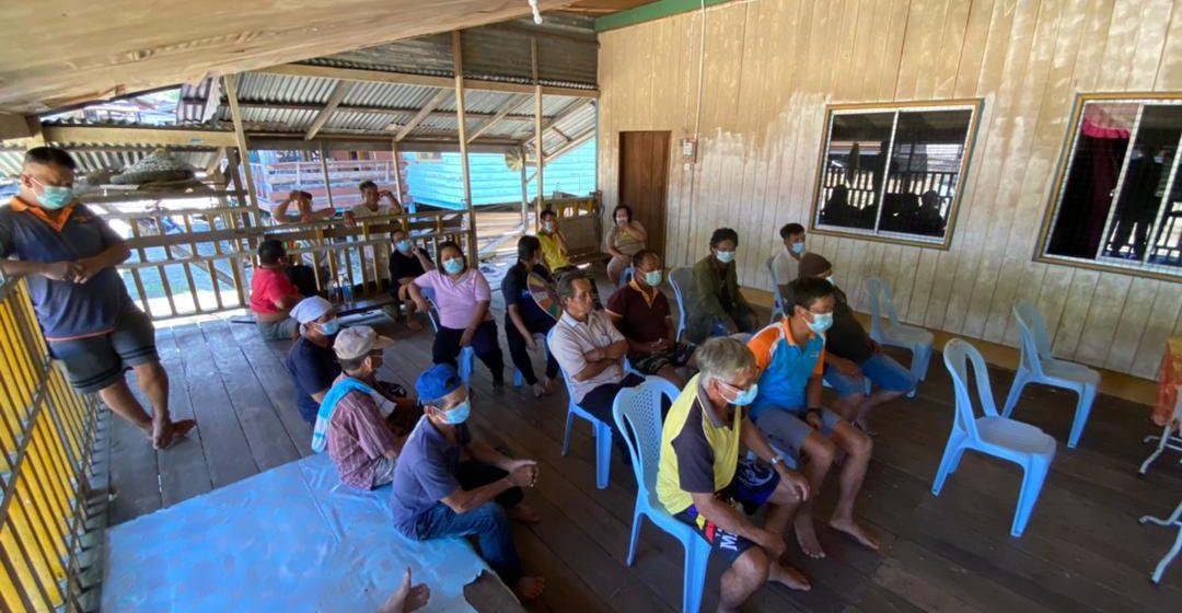 ATM atur gerak untuk program vaksinasi penduduk pedalaman