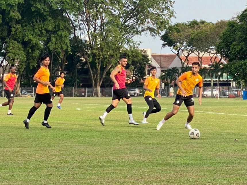 Liga Premier 2021: Fokus SU FC tidak terganggu