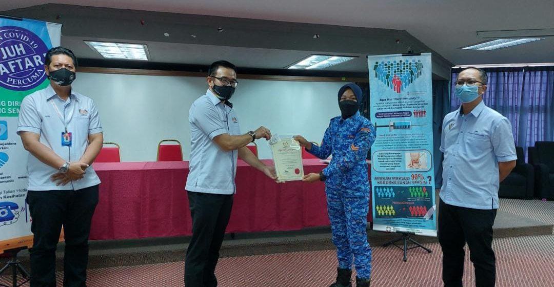 Cuepacs Sarawak hargai jasa petugas PPV