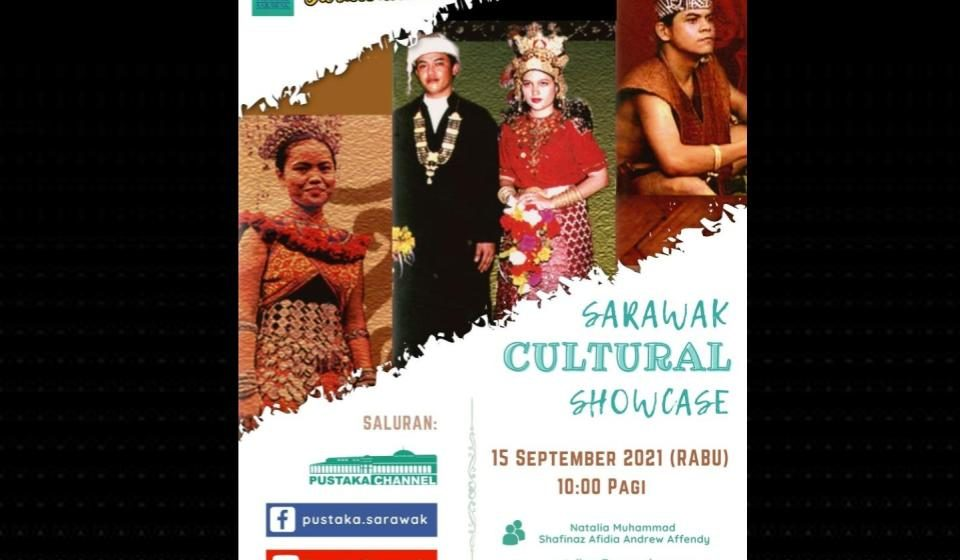 Festival Sarawakiana diatur sepanjai bulan tu