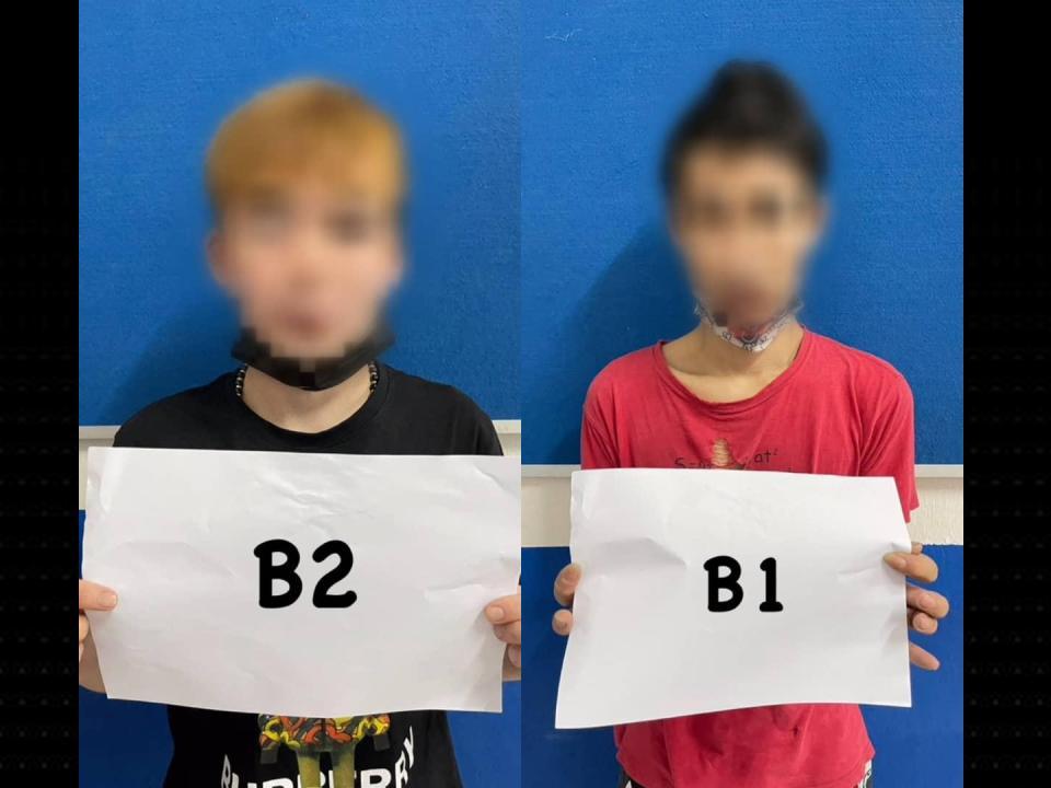 Dua lelaki dicekup bersama dadah bernilai RM3,250