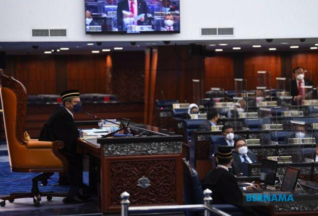 Segerakan penggubalan akta antilompat parti - Ahli Parlimen
