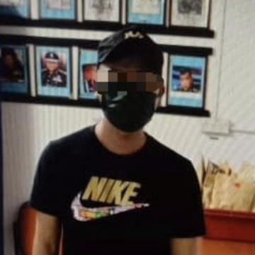 Kantoi buat laporan polis palsu