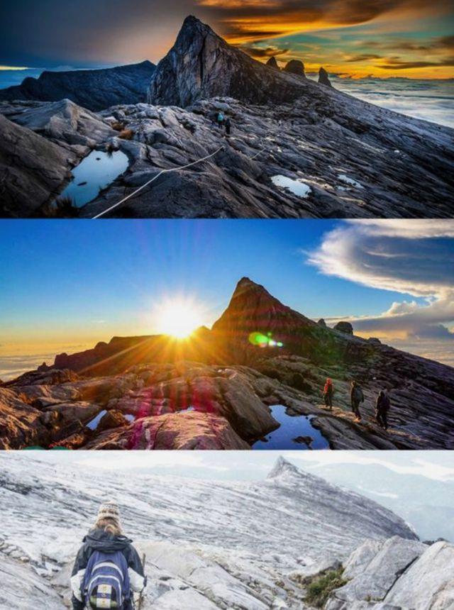 Wow, Gunung Kinabalu kini dibuka semula!