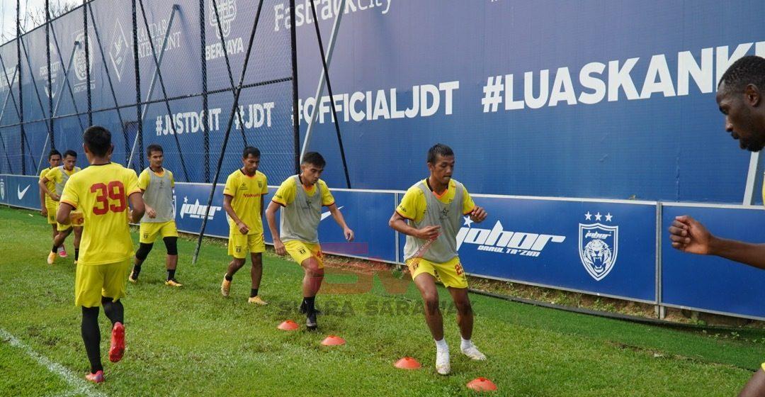 Peluang rehat untuk pemain KC FC