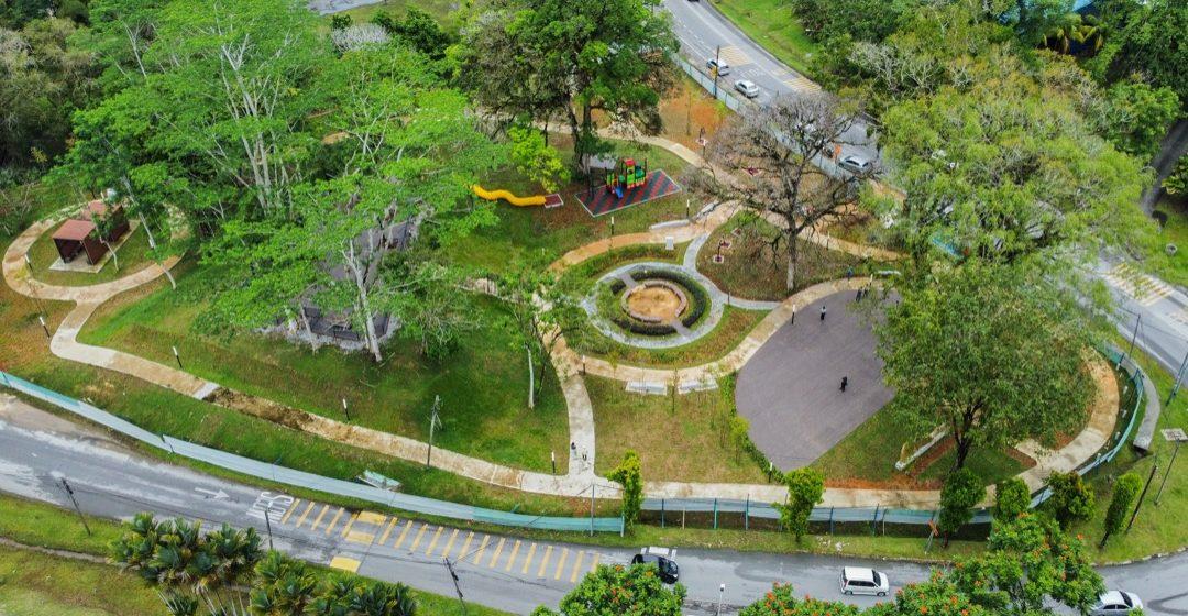 Taman Rekreasi Kota Padawan buka Oktober ini