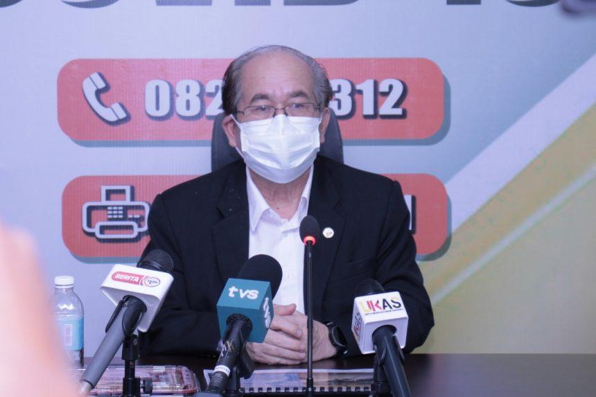 Sarawak buat persediaan untuk laksana dos ketiga vaksin Covid-19