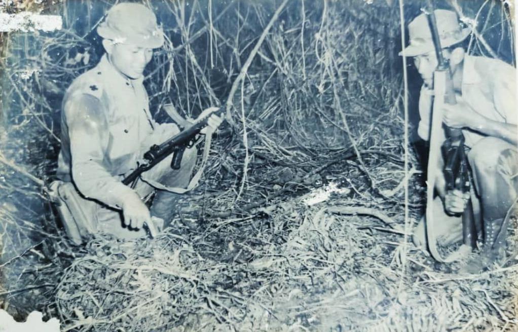 Kisah siku ari Pasukan Polis Hutan, Tuai Insp ( B ) Alfred Brayan Tangkong
