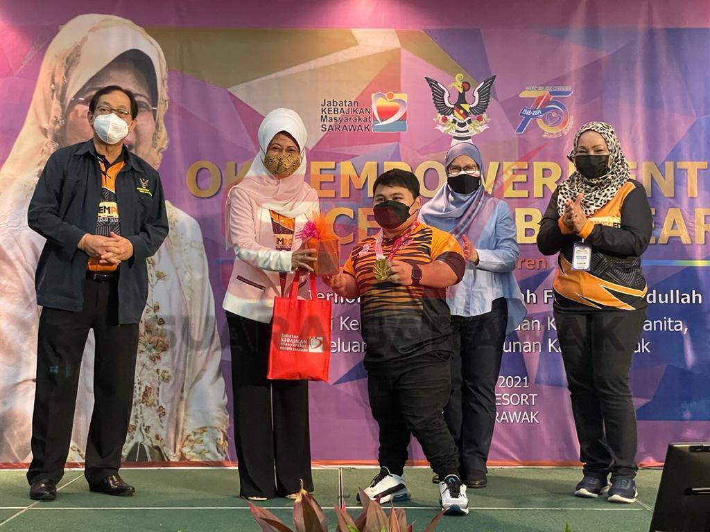300 cadangan memartabatkan OKU di Sarawak akan dipertimbangkan