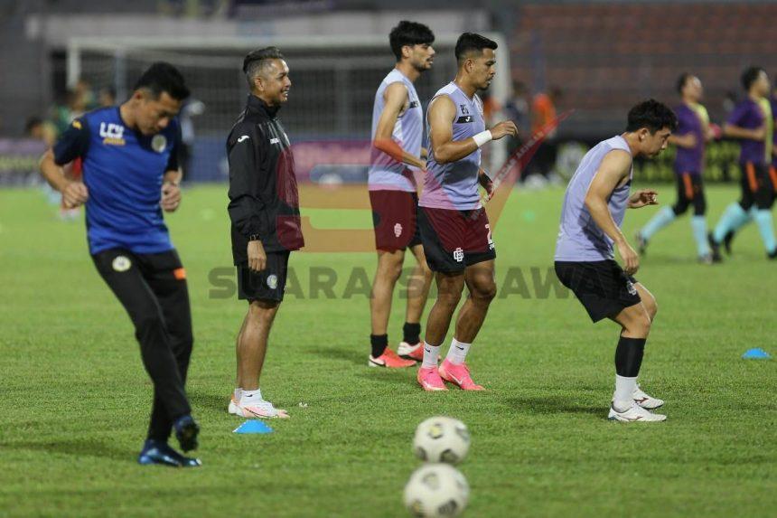 Perlawanan pertama Piala Malaysia, SU FC turun tanpa tiga tonggak utama