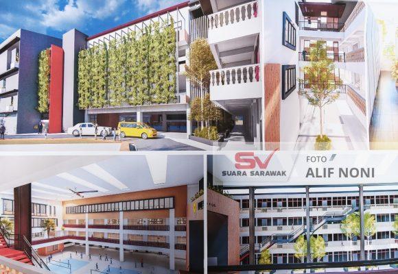 SJKC Chung Hua Batu 4 1/2 agi ngiga belanja RM1.5 juta