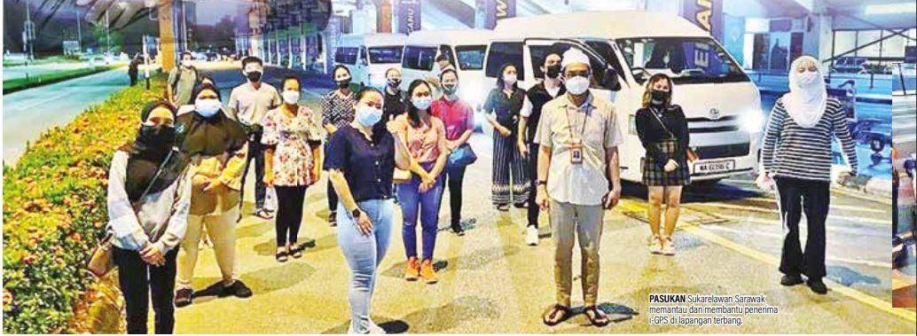 i-GPS: Inisiatif Graduan Pulang Sarawak