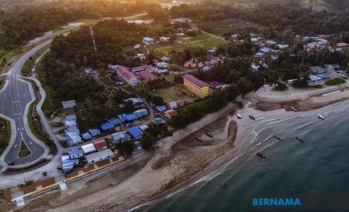 Jalan Telok Melano-Sematan nadi pembangunan selatan Sarawak
