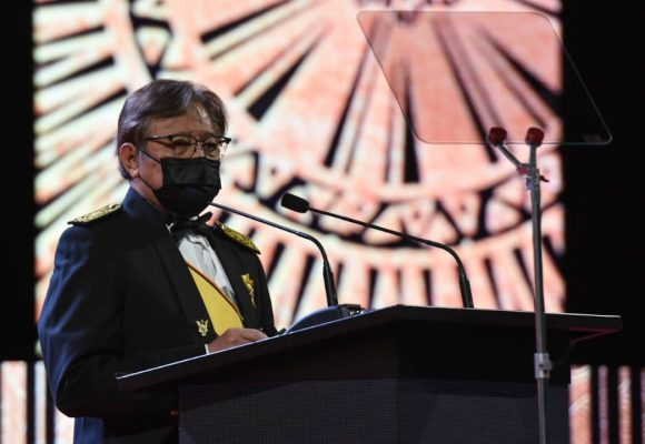 RM6.8 bilion asil penatai pemisi diulih perintah nengeri ari SST