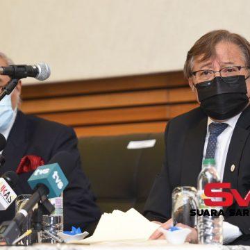 Penjawat awam Sarawak terima sebulan setengah gaji
