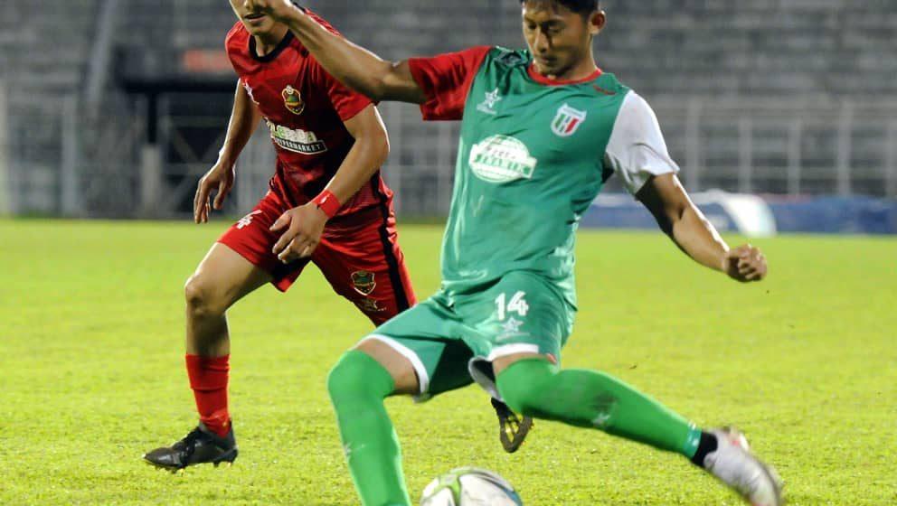 LIGA SSC-FAS 2021: KC FC II tidak risau