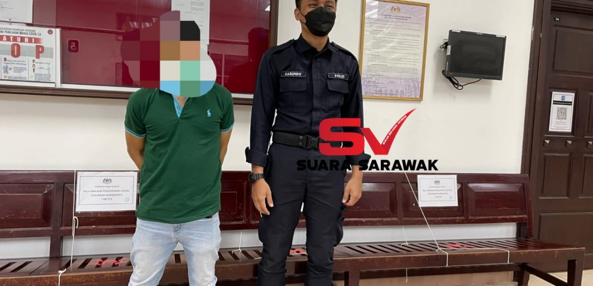 Lelaki mengaku tidak bersalah seludup pendatang tanpa izin masuk Sarawak