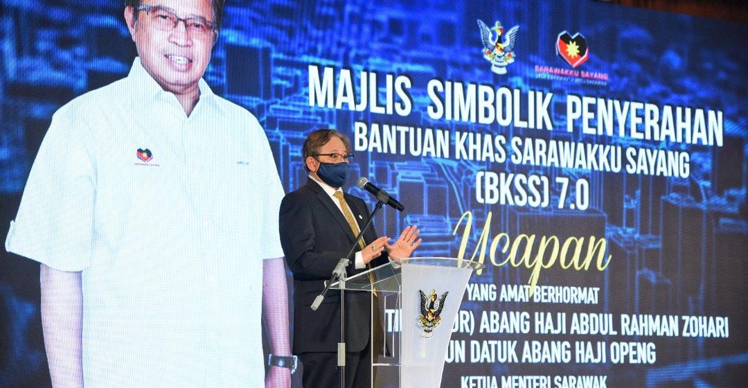 Sarawak umum bantuan tambahan RM78.5 untuk PKS, perusahaan mikro