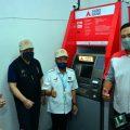 Mesin ATM kini sampai di Gedong