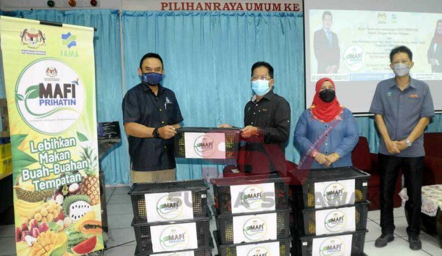 210 petugas barisan hadapan terima sumbangan MAFI