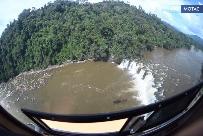 Air Terjun Wong Pejik, satu lagi khazanah alam menarik di Sarawak