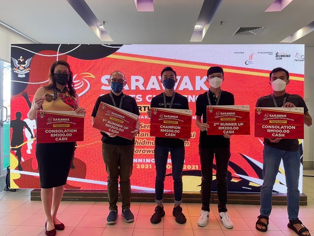 Tahniah kepada pemenang pertandingan Video Semangat Sarawak